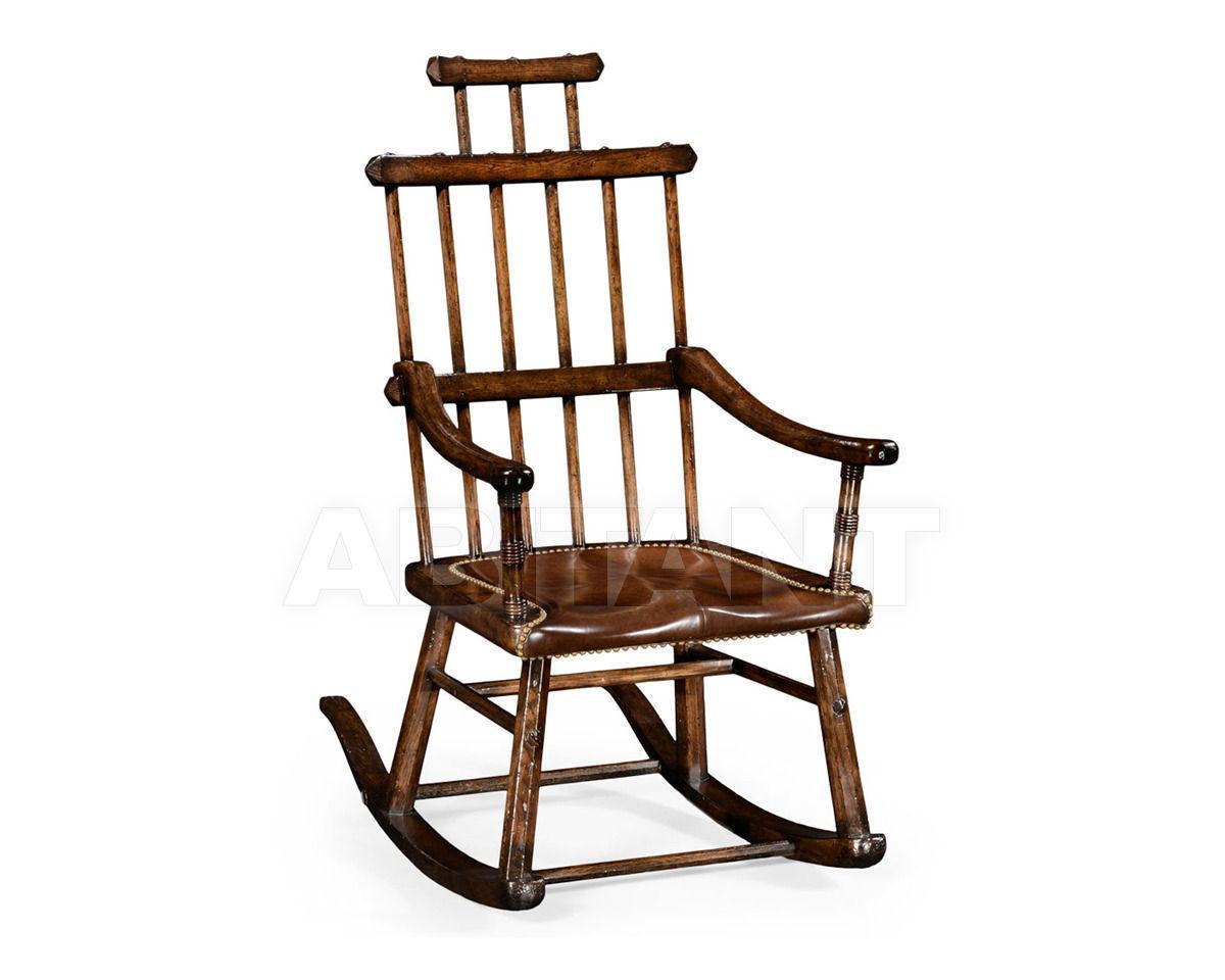 Купить Кресло Jonathan Charles Fine Furniture Tudor Oak 494331-TDO