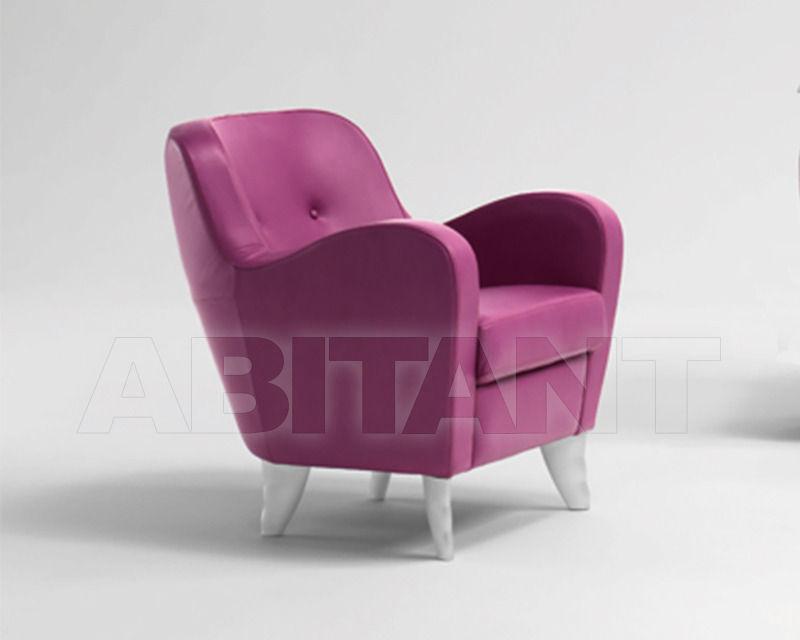 Купить Кресло B923  Loiudiced  Argento B921 Poltrona