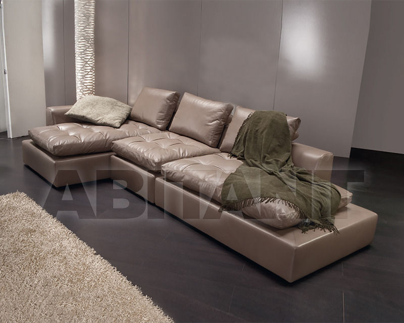 Купить Диван Trilogy  Loiudiced  Elite Trilogy Poltrona termin. DX/SX + Trilogy Chaise Longue 1 Br. + Trilogy Poltrona SBR