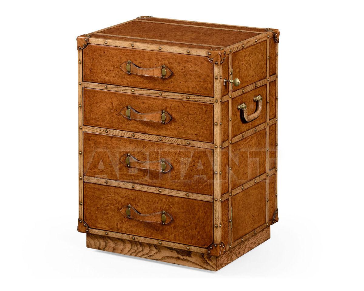 Купить Тумбочка Travel trunk Jonathan Charles Fine Furniture Voyager 494683-L002