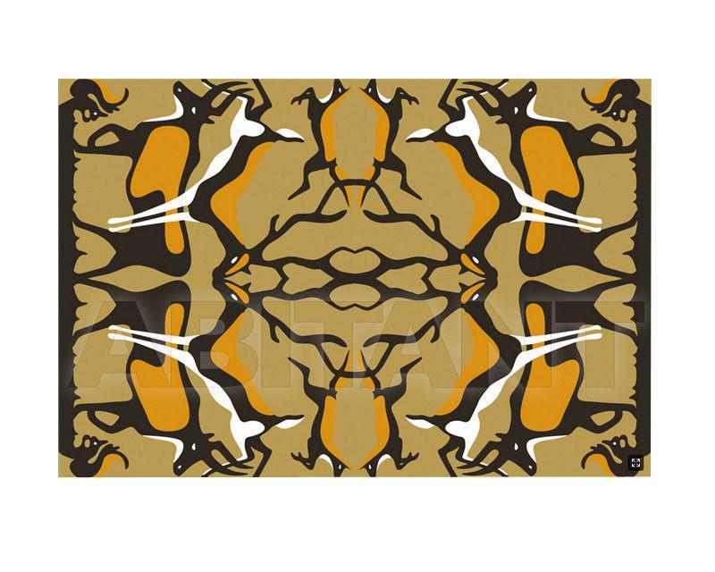 Купить Ковер дизайнерский Fratelli Boffi Animalia 5810