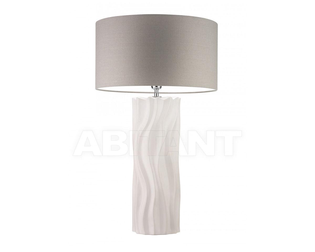 Купить Лампа настольная Heathfield Signature TL-WILL-CHRO-IVRY-LRG