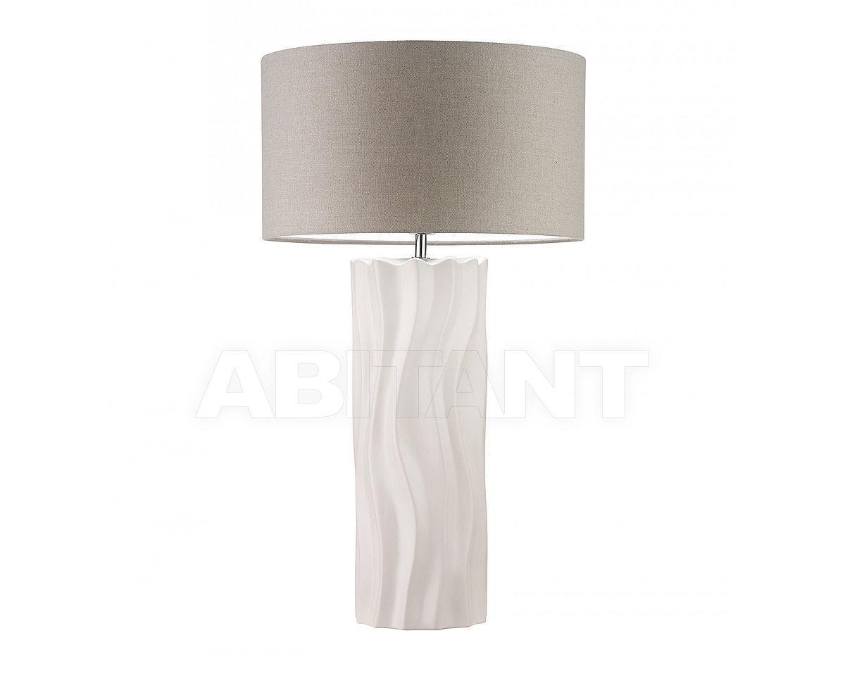 Купить Лампа настольная Heathfield Signature TL-WILL-CHRO-IVRY-MED