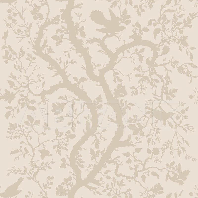 Купить Портьерная, обивочная ткань BIRDBRANCH FABRIC NATURAL Timorous beasties Hornbrook BB/JAQ/01