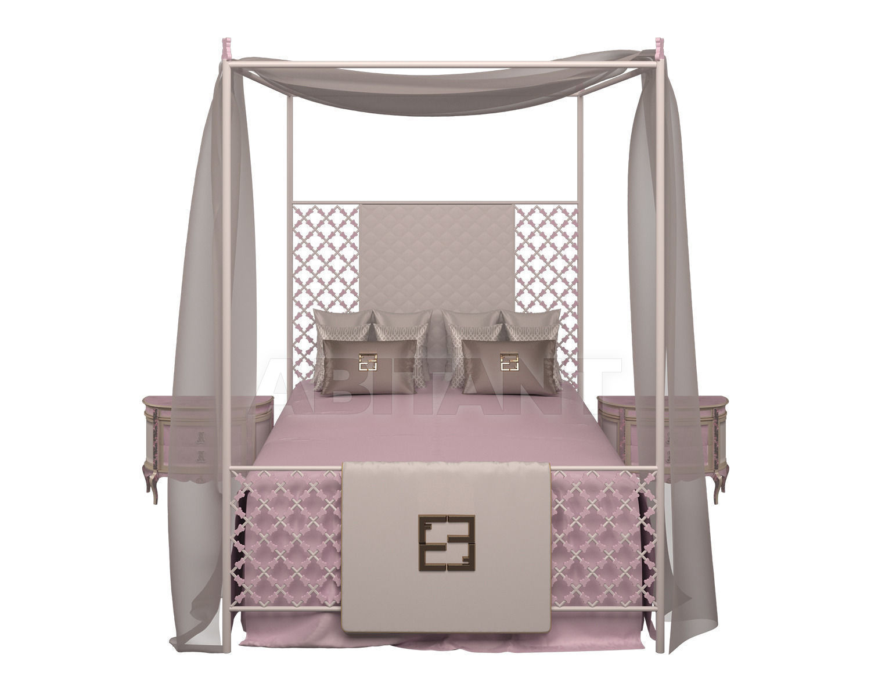 Купить Кровать детская Fertini Baby & Children FT30-70-14 girl White & Pink