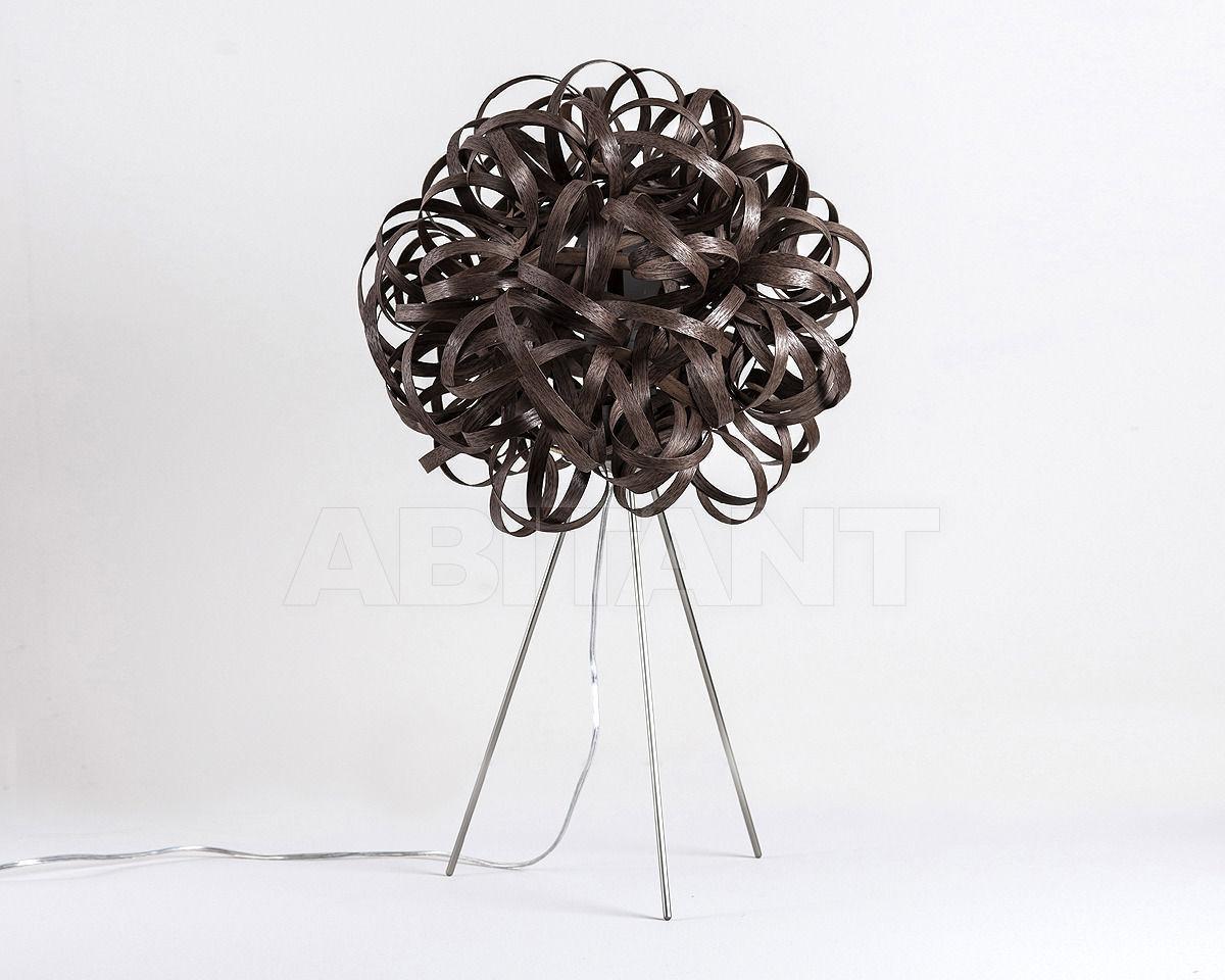 Купить Лампа настольная Tom Raffield Ltd Ceiling Lights TR-NO1-TBL-W