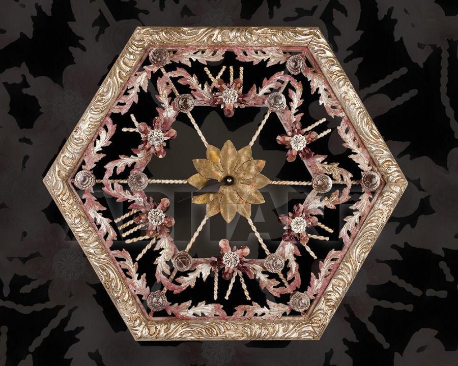 Купить Часы настенные Mechini Classic OROL. ESAGONALE silver
