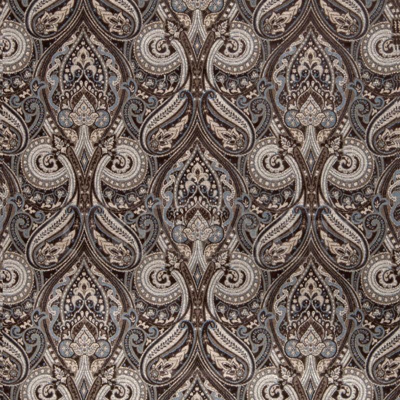 Купить Обивочная ткань Merriment Blue Stone Fabricut Color Studio Chenilles Vol Ii 3883101