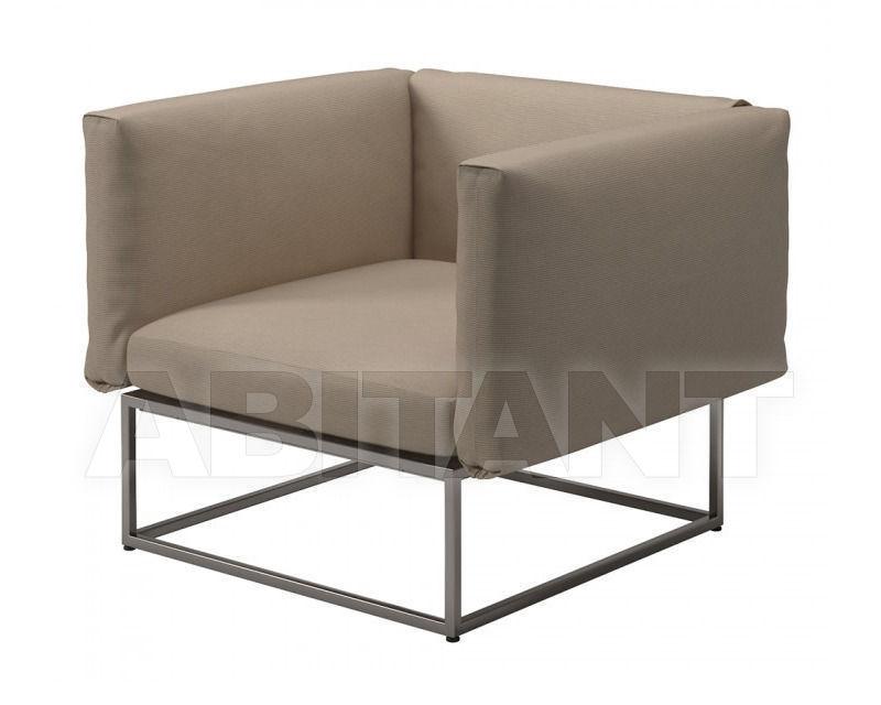 Купить Кресло для террасы Gloster Furniture Limited Cloud 6051 CM