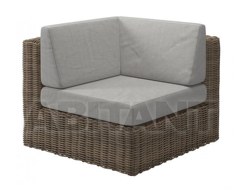 Купить Кресло для террасы Gloster Furniture Limited Havana Modular 440 WSG
