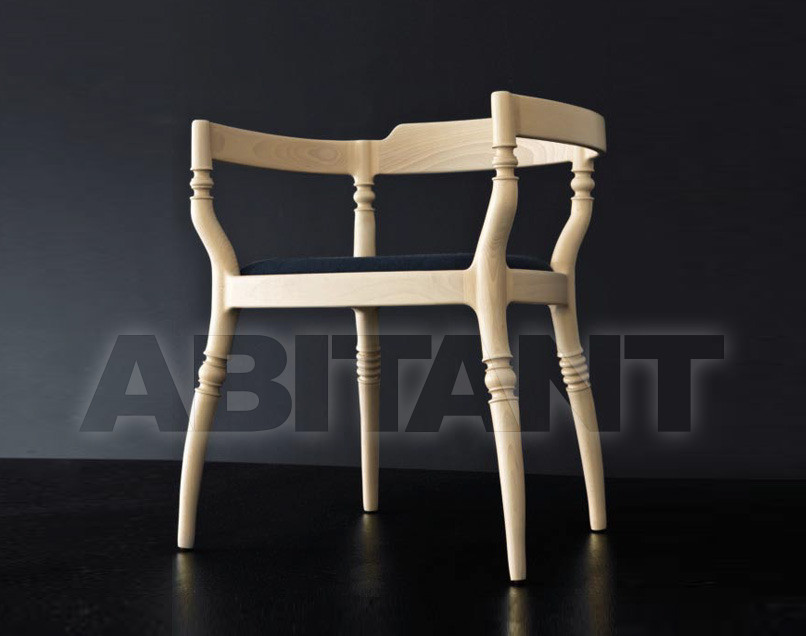 Купить Стул с подлокотниками FUGA Billiani Collezione 2011 531