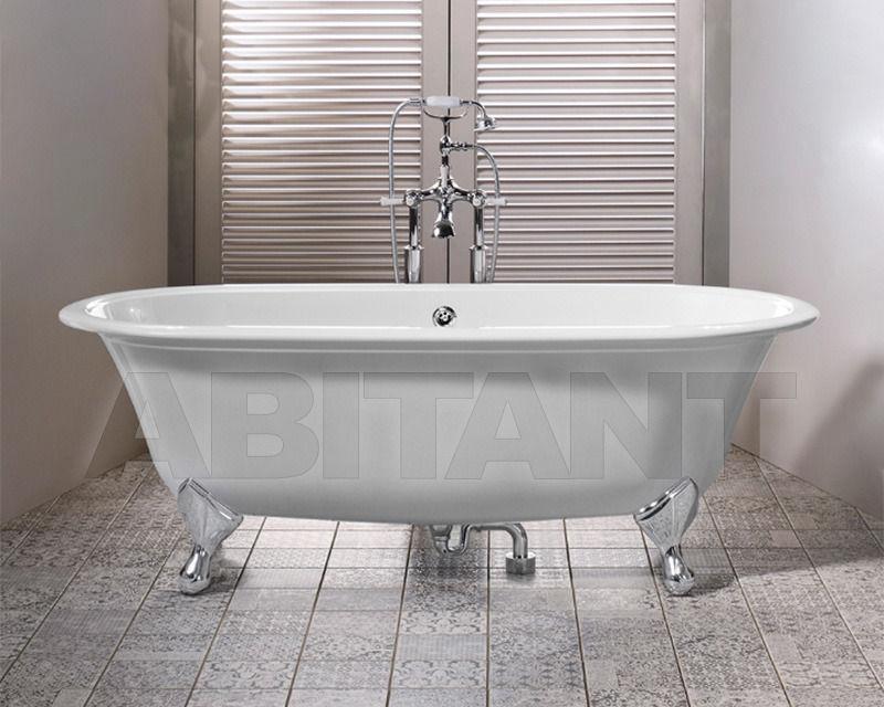 Купить Ванна Victoria + Albert Baths Ltd 2015 Radford RAD-N-SW + FT-RAD-PC