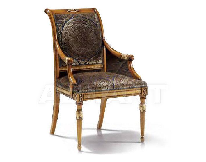 Купить Стул с подлокотниками Busnelli Fratelli Seats Collection 551