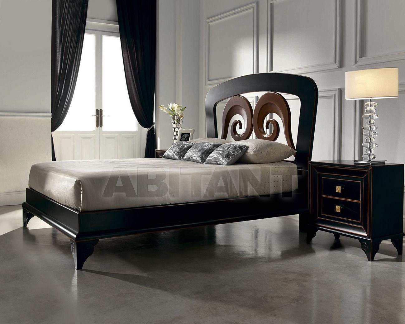 Купить Кровать Mugali Galiano 9231-4C 9243-4